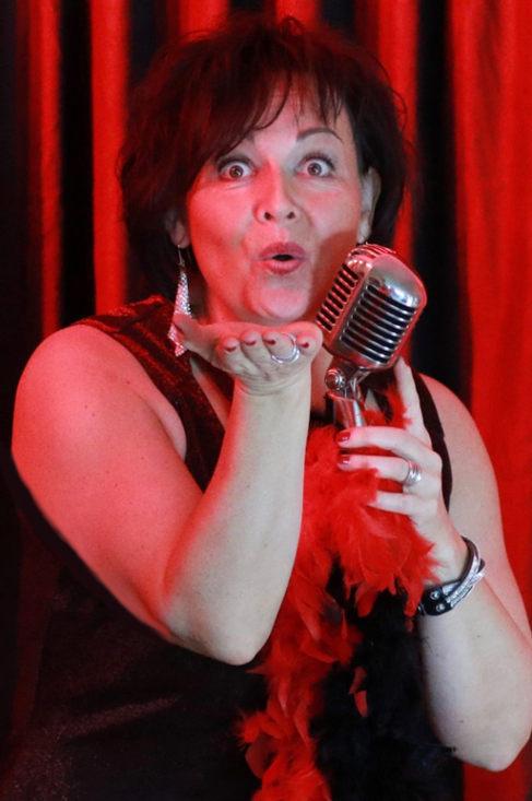 Ute Wintermayr Sängerin